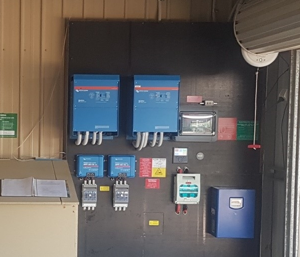 Victron Experts In Grid Off Grid And Go Grid Dpa Solar