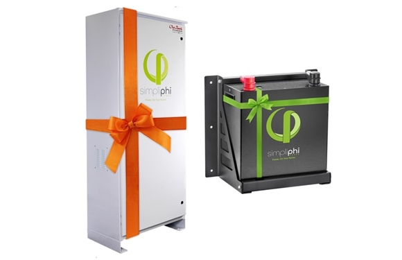 SimpliPhi Power offers rebate until 21 December