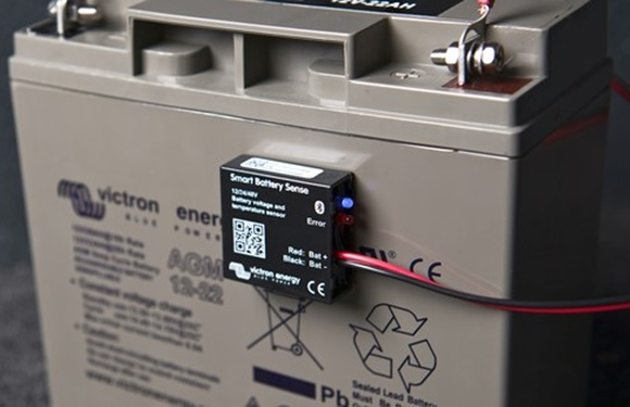 New: Victron Smart Battery Sense