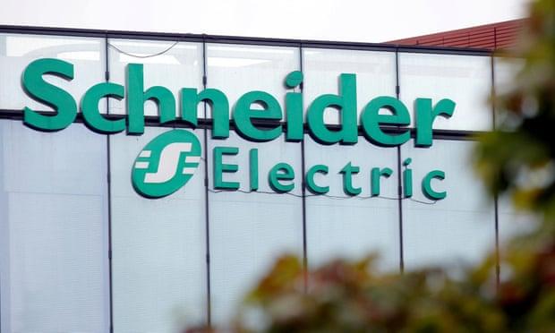 Schneider Electric tops global league of green firms