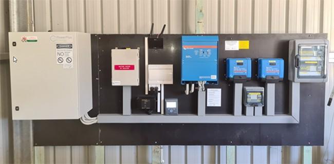 Matt Swan hill solar inverters