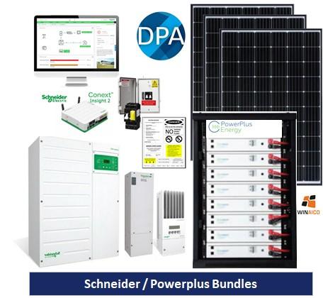 schneider powerplus Max bndles